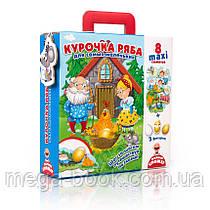 Путешествие по сказке «Курочка Ряба» Vladi Toys