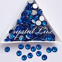 "Стразы ss20 Capri Blue (5,0мм) 1400шт ""Crystal Premium"""