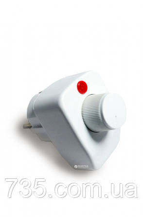 Полотенцесушитель Стандарт-6 с терморегулятором (белый), фото 2
