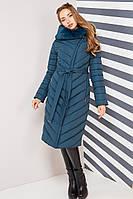 Пальто Фелиция 2 - Изумруд К3, фото 1