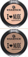 Essence Запеченные тени I love Nude Eyeshadow