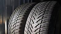 Зимние шины б/у 215/60R16 Goodyear Eagle Ultra Grip,6мм