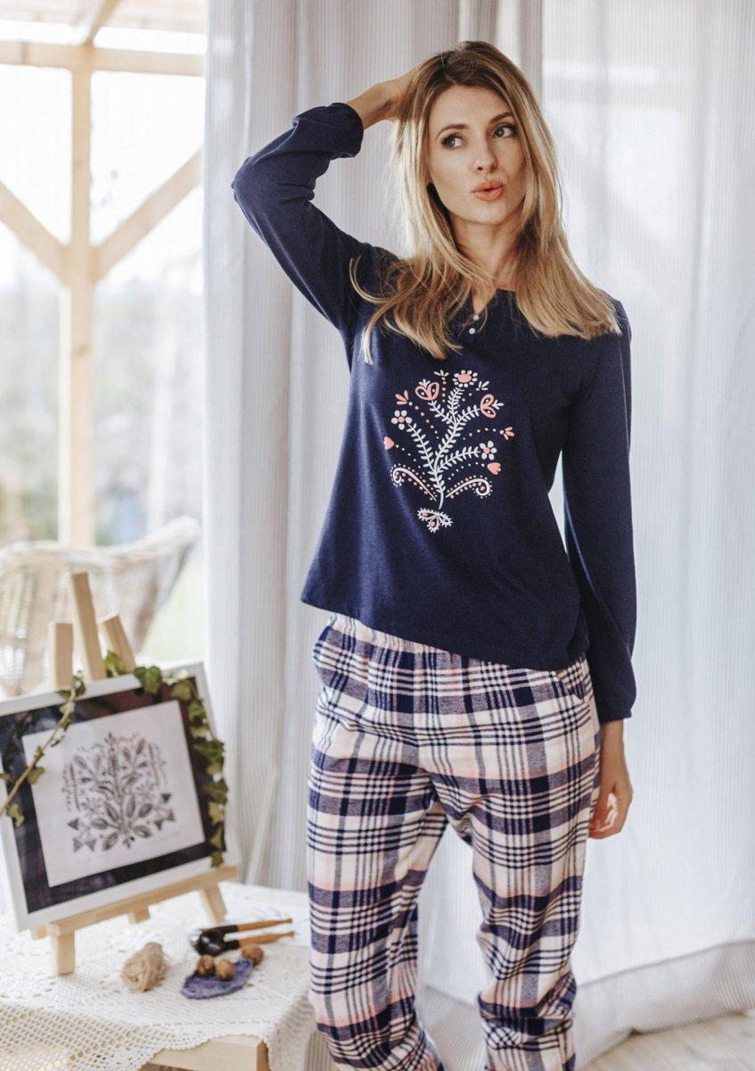 Пижама женская / Домашняя одежда Key LNS 413 B19 Размеры: S,M, L, XL