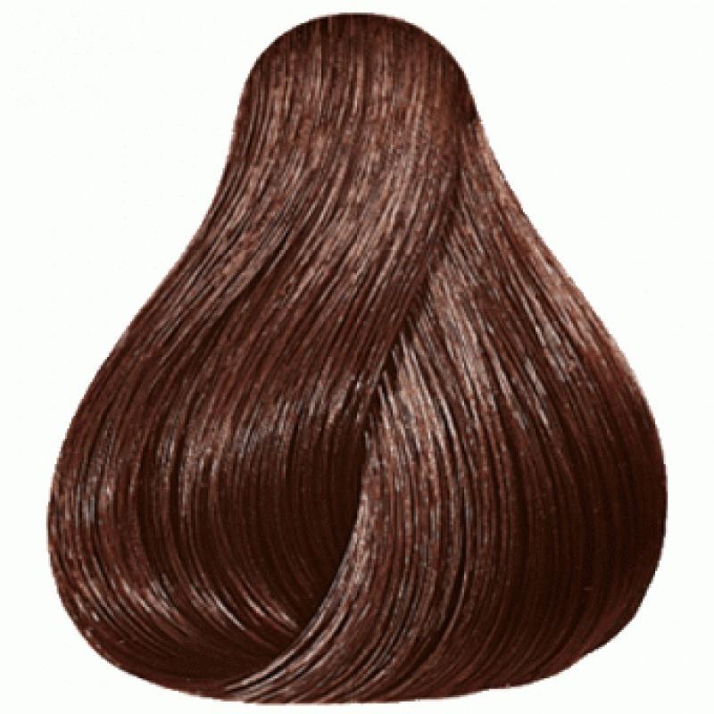 Перманентная краска для волос Londacolor Permanent 60 мл 5/4  светлый шатен медный