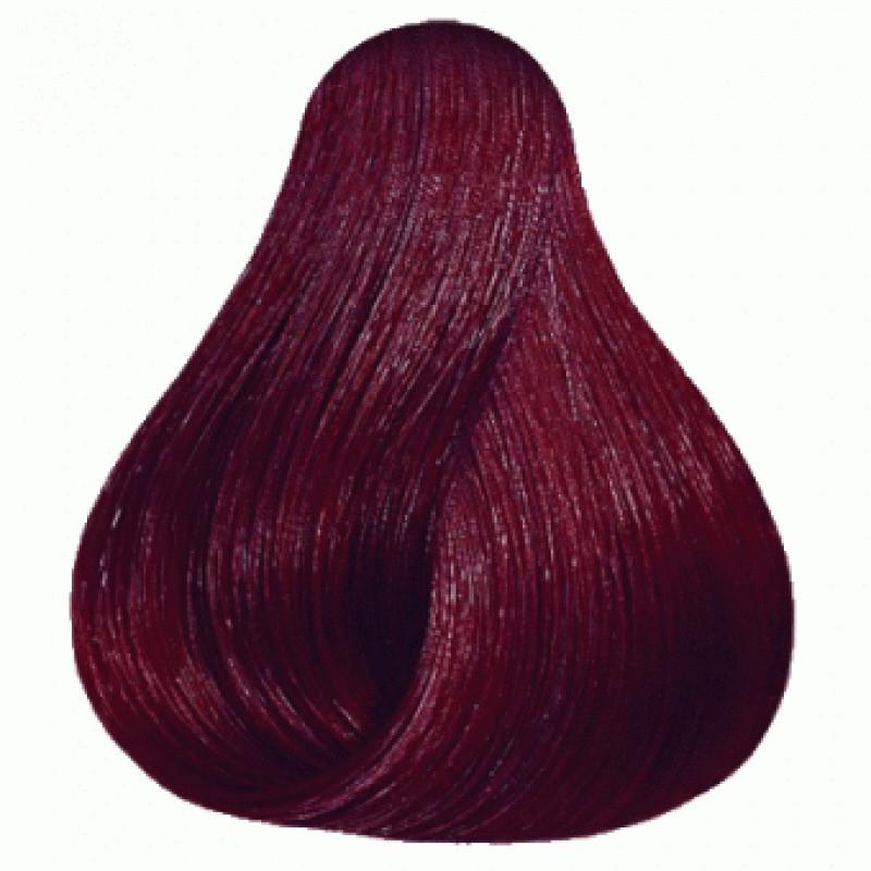 Перманентная краска для волос Londacolor Permanent 60 мл 5/46  светлый шатен медно-фиолетовый
