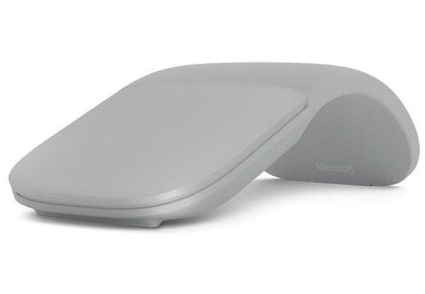 Мышь Microsoft Surface Arc Mouse Light Grey (CZV-00004) беспроводная 1000 dpi