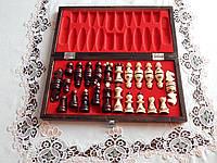 Деревянные шахматы 41*41см, фото 1