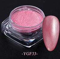 Втирка для дизайна ногтей YGF33
