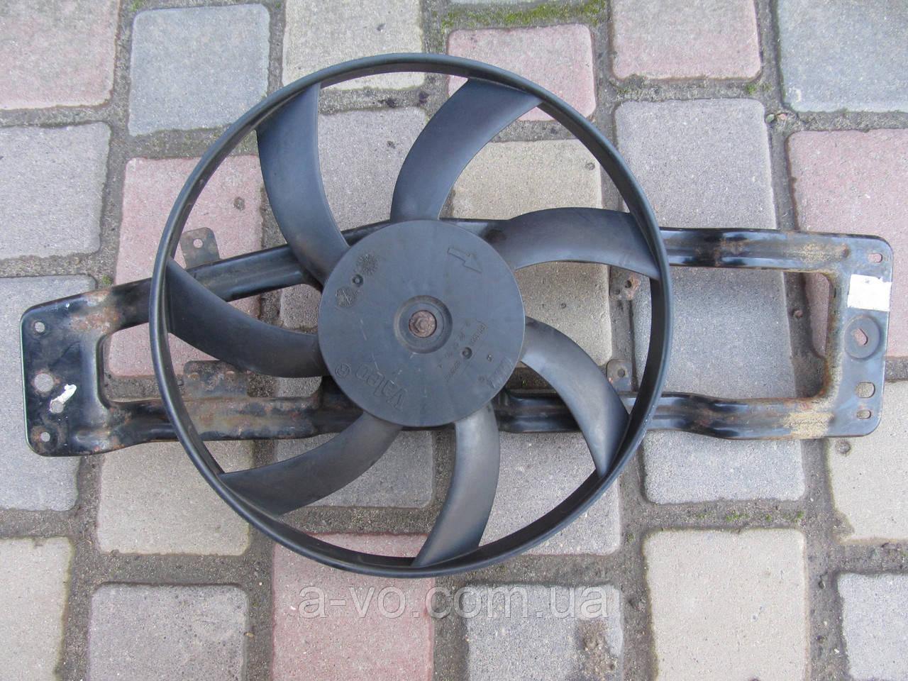 Вентилятор основного радиатора для Renault Twingo 1, 852766B D, 7700424839P