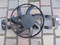 Вентилятор основного радиатора для Renault Twingo 1, 852766B D, 7700424839P, фото 1