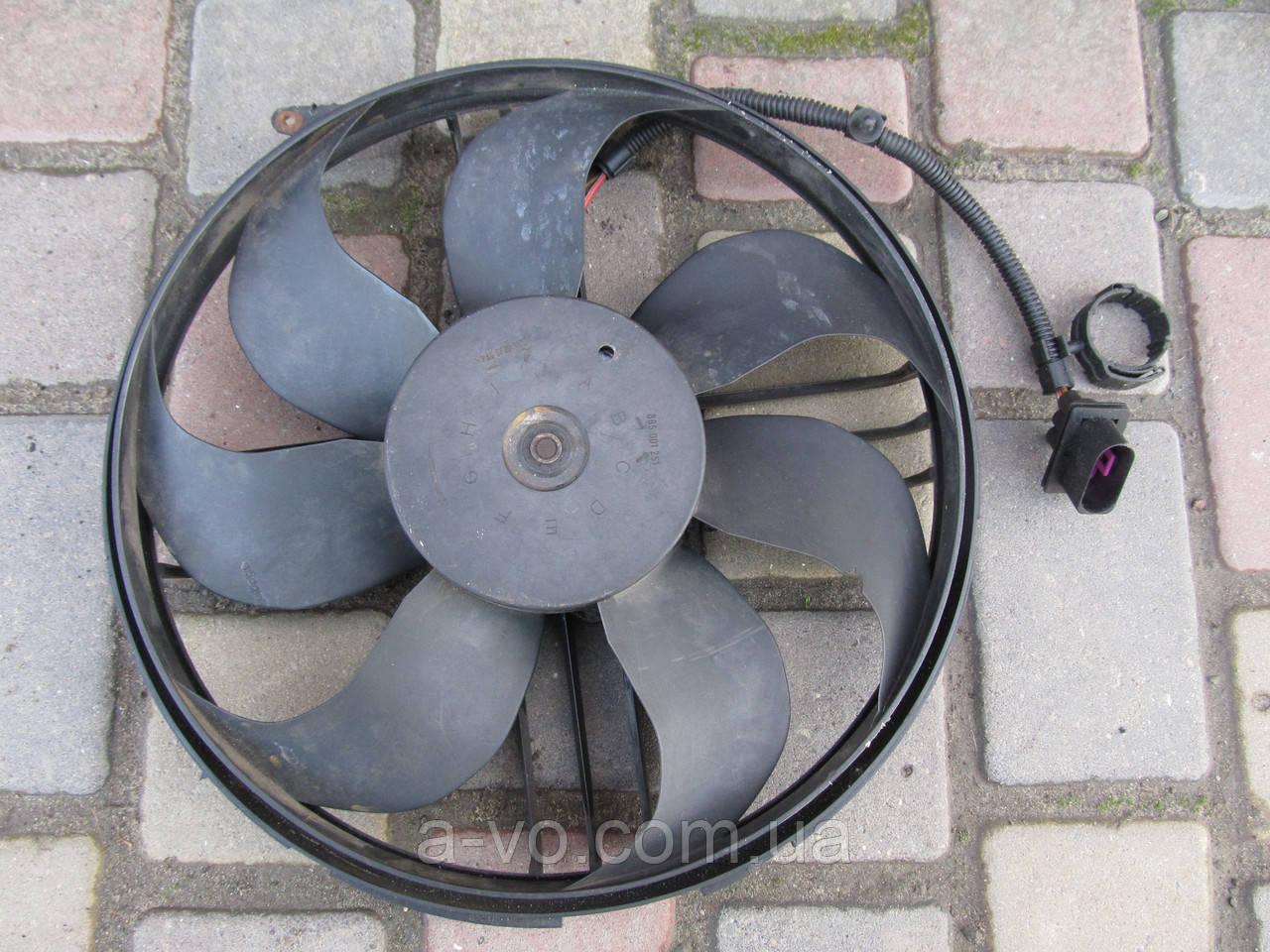 Вентилятор основного радиатора для Seat Arosa VW Lupo Polo, 6N0959455AH