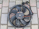 Вентилятор основного радиатора для Seat Arosa VW Lupo Polo, 6N0959455AH, фото 2