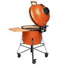 Керамічний вугільний гриль-піч Berghoff помаранчевий 2415702