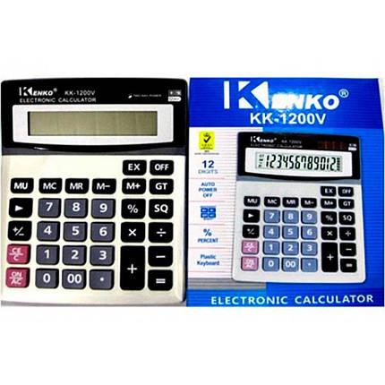 Калькулятор KK 1200, фото 2