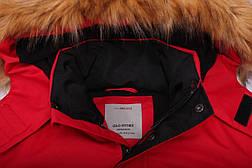 Теплая зимняя подростковая куртка-170, фото 2