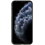"Карбоновая накладка G-Case Dark series для Apple iPhone 11 Pro (5.8""), фото 3"