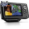 Четырехлучевой эхолот Humminbird Helix 5 CHIRP SI GPS G2 поддержка карт, слот д/карты, GPS навигатор, до 450 м, фото 2