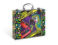 Подарочный набор Крайола Crayola Art with Edge Neon Marker and Art Case Set