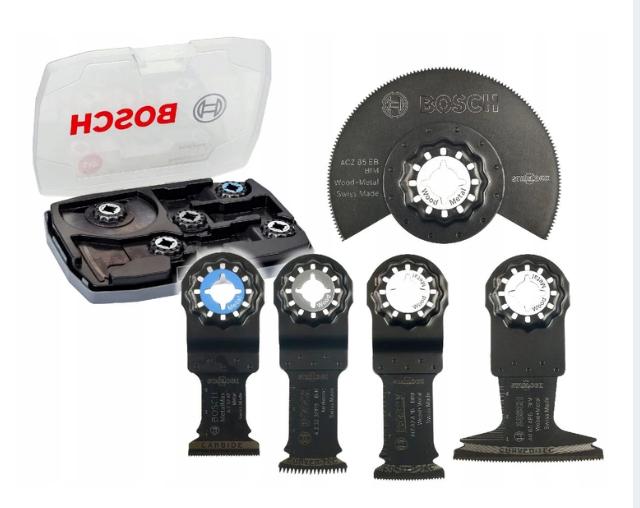 Набор принадлежностей Bosch Professional из 5 предметов