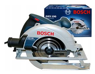 Дисковая пила BOSCH Professional GKS 190 1400W