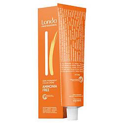 Краска для волос Londacolor DEMI Permanent  интенсивное тонирование 60 мл Черный
