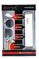 Профессиональная машинка - триммер для стрижки волос Gemei GM-586 4 в 1