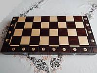 Деревянные шахматы ручная работа 54*54см, фото 1