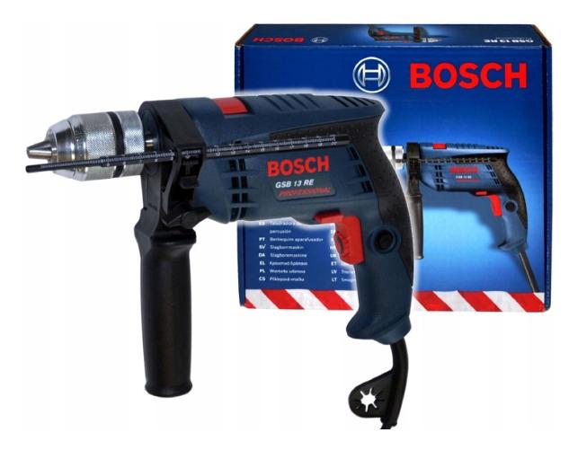 Ударная дрель BOSCH Professional GSB 13 RE 600 Вт