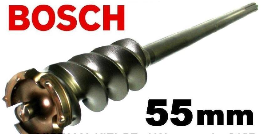Бур проломной Bosch SDS-Max-9 Break Through, 55x850x1000 мм