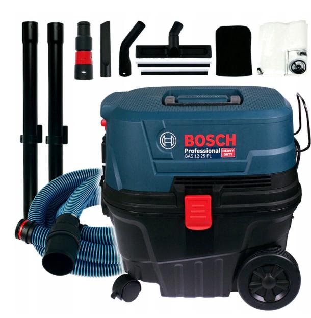 Пылесос BOSCH Professional GAS 12-25 PL