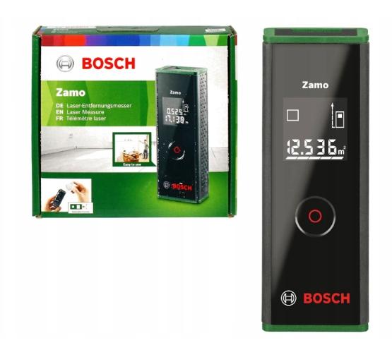 Лазерный дальномер BOSCH Zamo 3