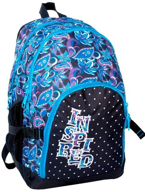 Женский рюкзак с узорами PASO 33L, 14-1208B, фото 1
