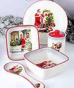 Коллекция Новогодняя керамика от Lefard
