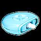 Туристическая бритва Sphynx Travel Razor для депиляции 3 в 1 Голубая | дорожная бритва, фото 7