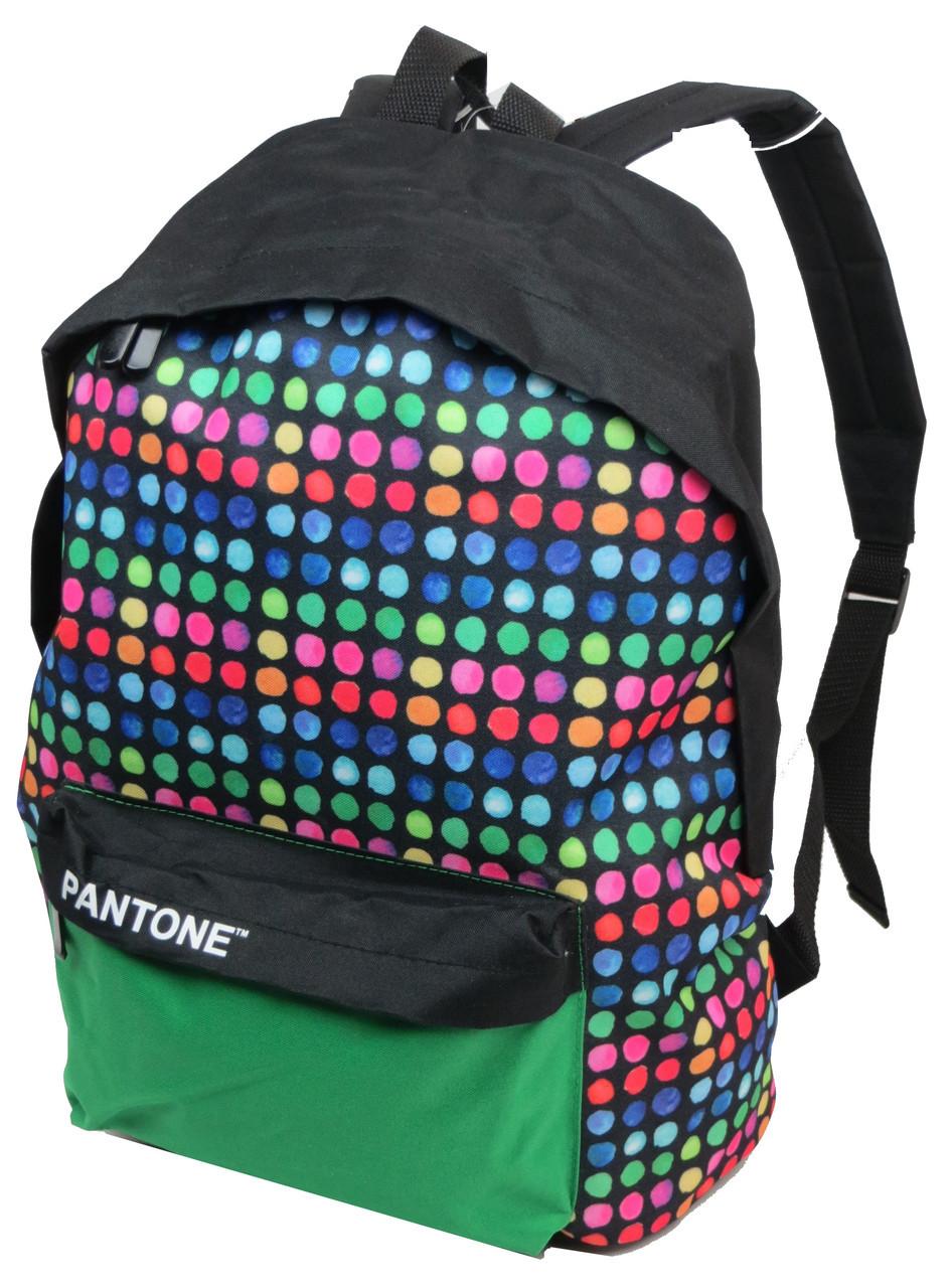 Молодежный рюкзак PASO 12L, 00-220PAN разноцветный, фото 1