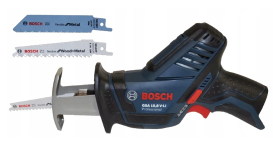 Аккумуляторная сабельная ножовка Bosch Professional GSA 12 V-14