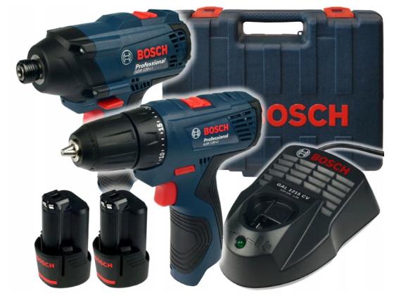 Аккумуляторные отвертки GSR 120-LI BOSCH \ GDR 120-LI BOSCH 12В