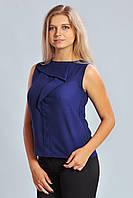 Легкая шифоновая женская блуза