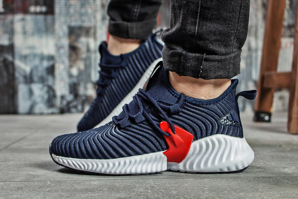 Кроссовки женские Adidas AlphaBounce Instinct, темно-синие (15654) размеры в наличии ► [  36 37 38  ]