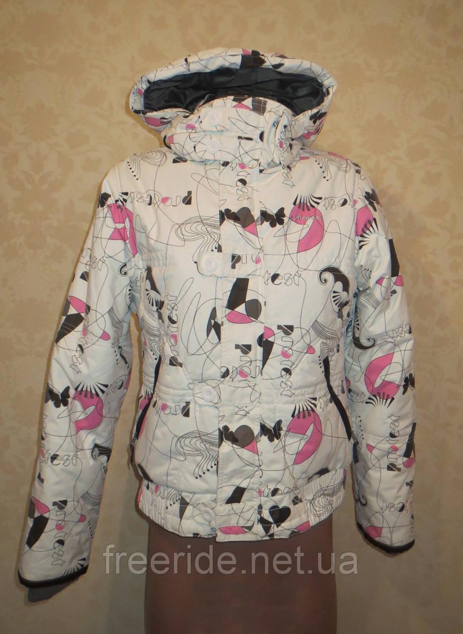 Женская сноубордическая куртка Protest (M) мембранная