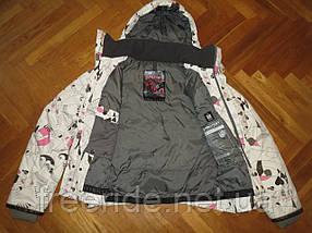 Женская сноубордическая куртка Protest (M) мембранная, фото 3