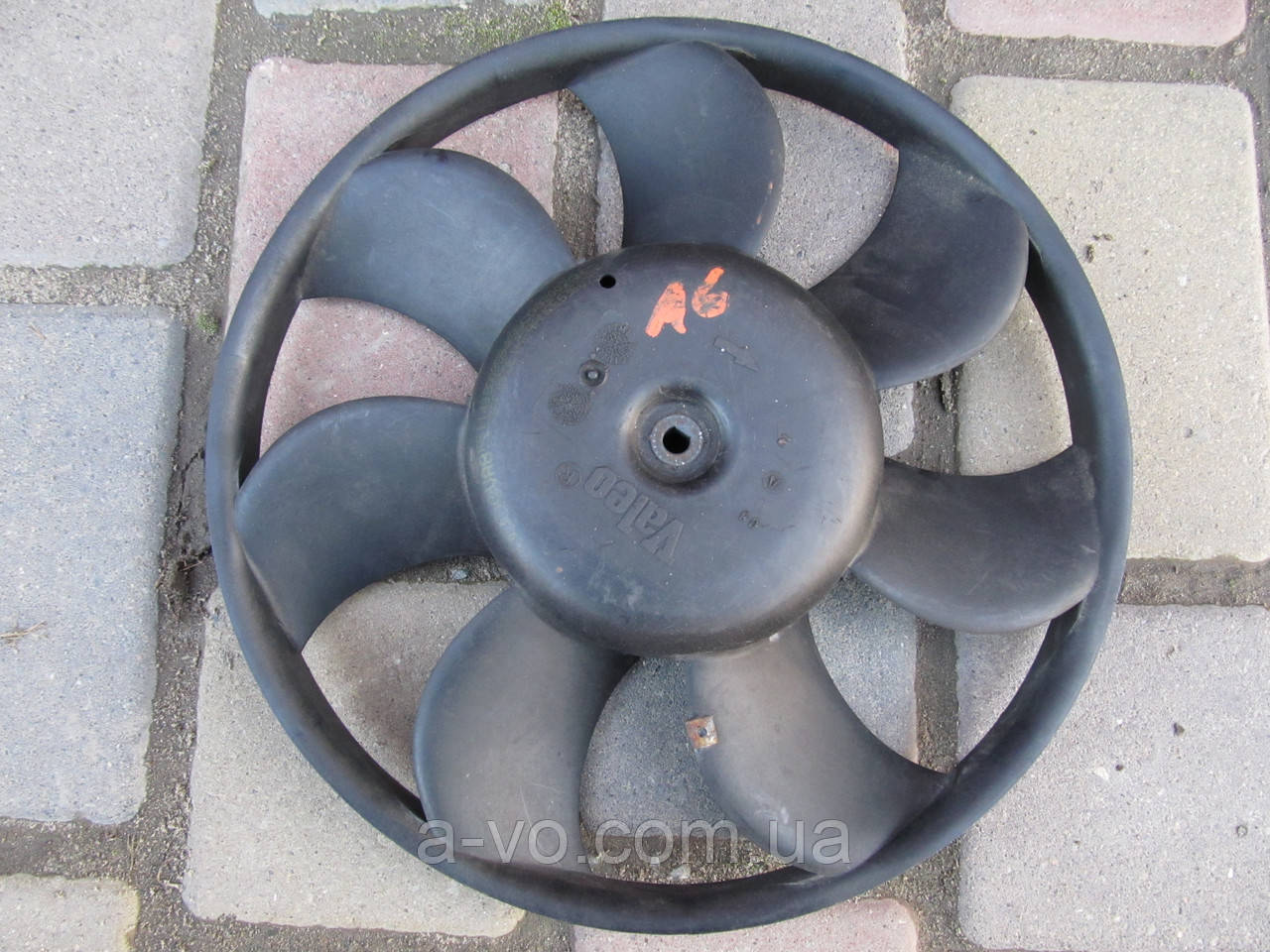 Крыльчатка вентилятора радиатора для VW Passat B5 Sharan Audi A6C5, 8D0959455CD