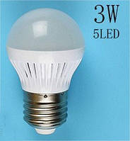 Лампа светодиодная 3Вт
