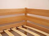 """Двоярусне ліжко """"Дует"""" з бука (щит, масив), фото 5"""
