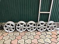 Комплект литых титановых легкосплавных дисков Land Rover Freelander R17 5x114.3 4 шт. ЕТ46