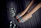 Шльопанці жіночі леопард Б767, фото 6