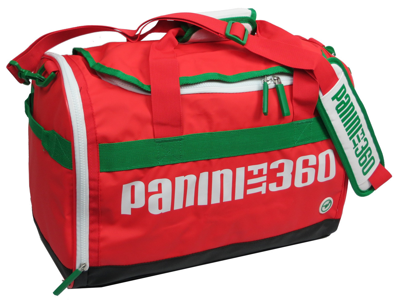 Сумка спортивная Panini Fit 360 красная 30 л 528-15, фото 1