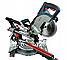 Пила торцовочная с протяжкой Bosch Professional GCM 8 SJL \ Рабочий стол  GTA 2600 BOSCH., фото 2