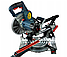 Пила торцовочная с протяжкой Bosch Professional GCM 8 SJL \ Рабочий стол  GTA 2600 BOSCH., фото 3
