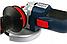 Аккумуляторная угловая шлифмашина BOSCH Professional  GWS 18V-10 C, фото 6